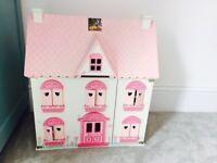 Rosebud Dolls House