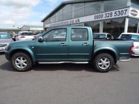 2007 Isuzu Rodeo 3.0TD Denver Max Double Cab 4x4 Auto 4 door Pick Up