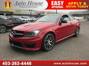 2015 Mercedes C63 AMG 507 EDITION RARE NAVIGATION BACKUP CAMERA