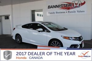 2014 Honda Civic Coupe Si HFP PACKAGE HFP