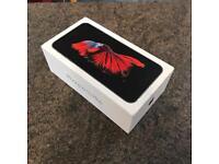 Apple iPhone 6s Plus 128GB Space Grey unlocked.