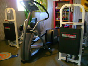 Life Fitness gym quality abductor/adductor (inner & outer thigh)