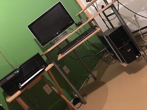 Ensemble ordinateur