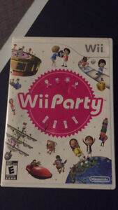 Looking for Wii party