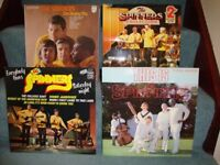 Four Vinyl LPs by The Spinners