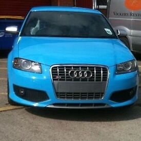 Audi S3 Quattro 3dr - One of a kind