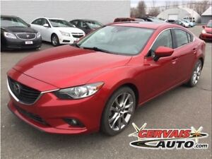 Mazda MAZDA6 GT Tech Navigation Cuir Toit Ouvrant MAGS 2014
