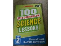 100 Science lessons Year 2