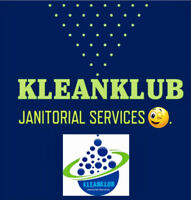 KLEANKLUB Janitorial services (POST CONSTRUCTION CLEANUP)