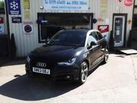 Audi A1 S LIne Blackedition 1.4 TFSI (140ps) SEMI AUTOMATIC S TRONIC 2013 31K