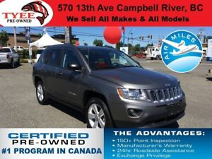 2013 Jeep Compass North Heated Seats Remote Start