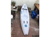 Waveski/kayak
