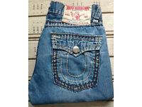True Religion Jeans 36W 33L