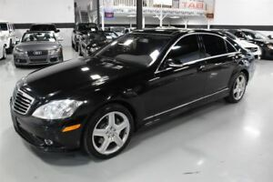 2008 Mercedes-Benz S-Class S550 AMG | NIGHT VISION | PANORAMIC S