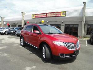 2011 LINCOLN MKX  AWD **PANORAMIC**