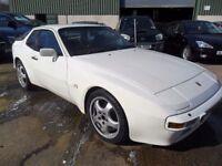 porsche 944 parts from a 1995 2.5 car white
