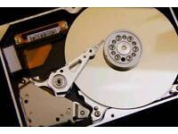 Data Recovery Service for Clicking, Beeping, No Power, Inaccessible Hard Drives