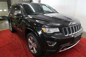 2014 Jeep Grand Cherokee Overland *TOIT OUVRANT, GPS
