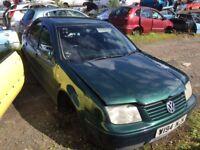 VW BORA 1.9 TDI 'AJM' 115bhp 2001 - *BREAKING*