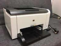 HP LaserJet CP1025 Color Printer Network USB