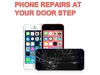 Screen Repairs, at your DOOR STEP, Iphone4/4s, 5/5s/se,6/6s,6plus, 7/7plus