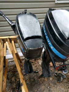 5 outboards for sale