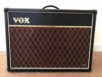 Vox AC15VR Valve Reactor Guitar Combo Amp - as new