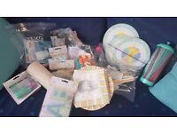 Baby shower accessories unisex