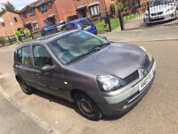 RENAULT CLIO 1.1 - EXPRESSION 16V - VERY LOW MILEAGE