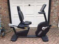 Technogym Treadmill in excellent condition.