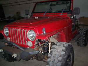 1998 Jeep TJ Sport SUV, Crossover