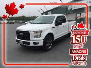2015 Ford F-150 XLT SUPERCAB 4X4