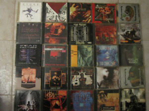 Frontline Assembly, Gary Numan, Fear Factory, Killing Joke