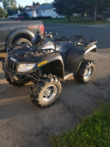2007 arctic cat