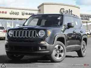 2016 Jeep Renegade SPORT | 4X4 | DEMO | BACK UP CAM |