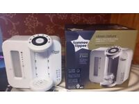 Tommee Tippee Perfect Prep machine white - great condition