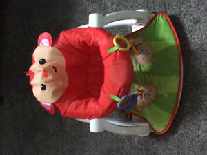 Fisher Price Sit me up chair -  EUC