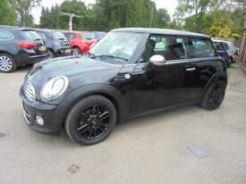 Mini Cooper D (Chili Pack). From £135 per month.