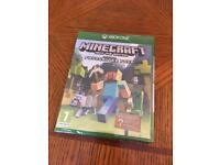 Xbox One Minecraft with 7 DLC (brand new)