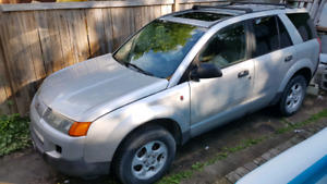 2004 Saturn Vue 2.2 awd 4cyl