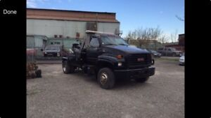 C6500 tow truck