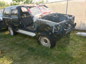 1994 Toyota Hilux SSR-X ->Parting Out or Sell Whole Truck