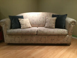 Divan-lit/Sofa hide-a-bed