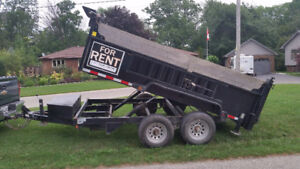 FOR RENT OR HIRE