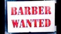 BARBER Needed (full time)