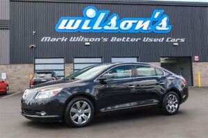 2012 Buick LaCrosse LEATHER! $57/WK, 4.74% ZERO DOWN! HEADS-UP D