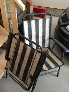 FOR SALE - Patio Chairs