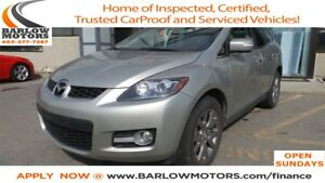2009 Mazda CX-7 GS | SUNROOF | HEATED SEATS