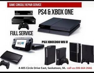 Sony PS 4 Repair with Professional Guaranteed service