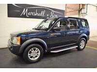 2007 07 LAND ROVER DISCOVERY 3 2.7 3 TDV6 SE 5D AUTO 188 BHP 7 SEATS DIESEL